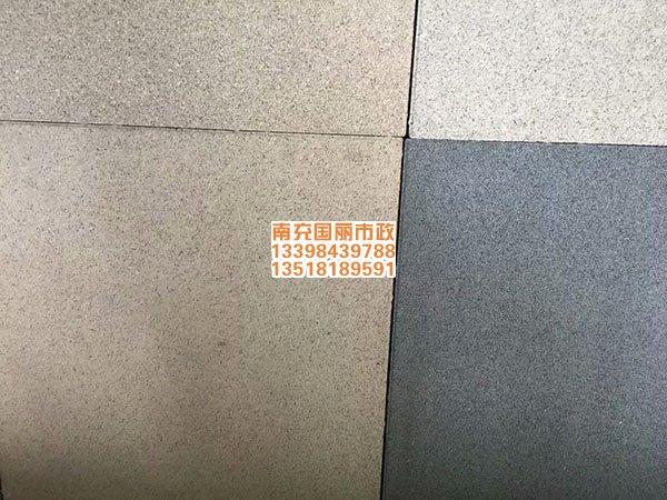 南充pc砖,南充各色仿石材透水砖13